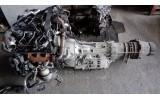 AUDI Q7 V6 3.0 TDI 2007, ENGINE  + GEARBOX + TRANSFER BOX, 09D 300 038Q,  двигател ,скоростна  и раздатъчна кутия